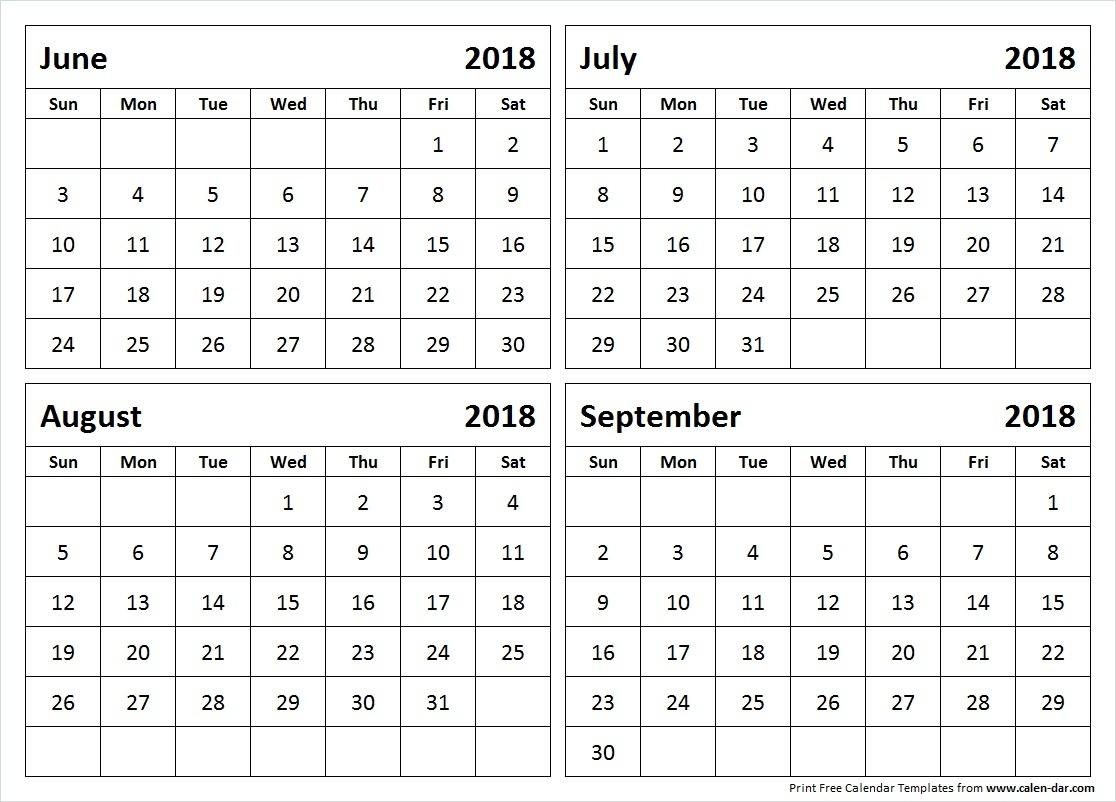 August 2018 – Page 12 – Template Calendar Design