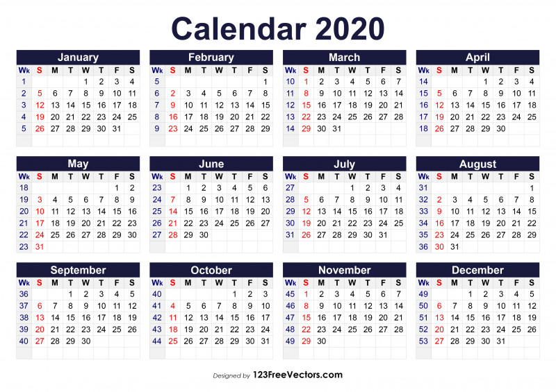 Blank Tshirt Template Pdf New 210 2020 Calendar Vectors