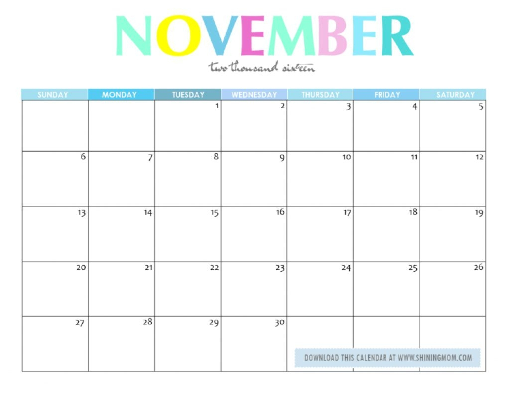 Create Your Own Calendar Online Free Printable | Qualads
