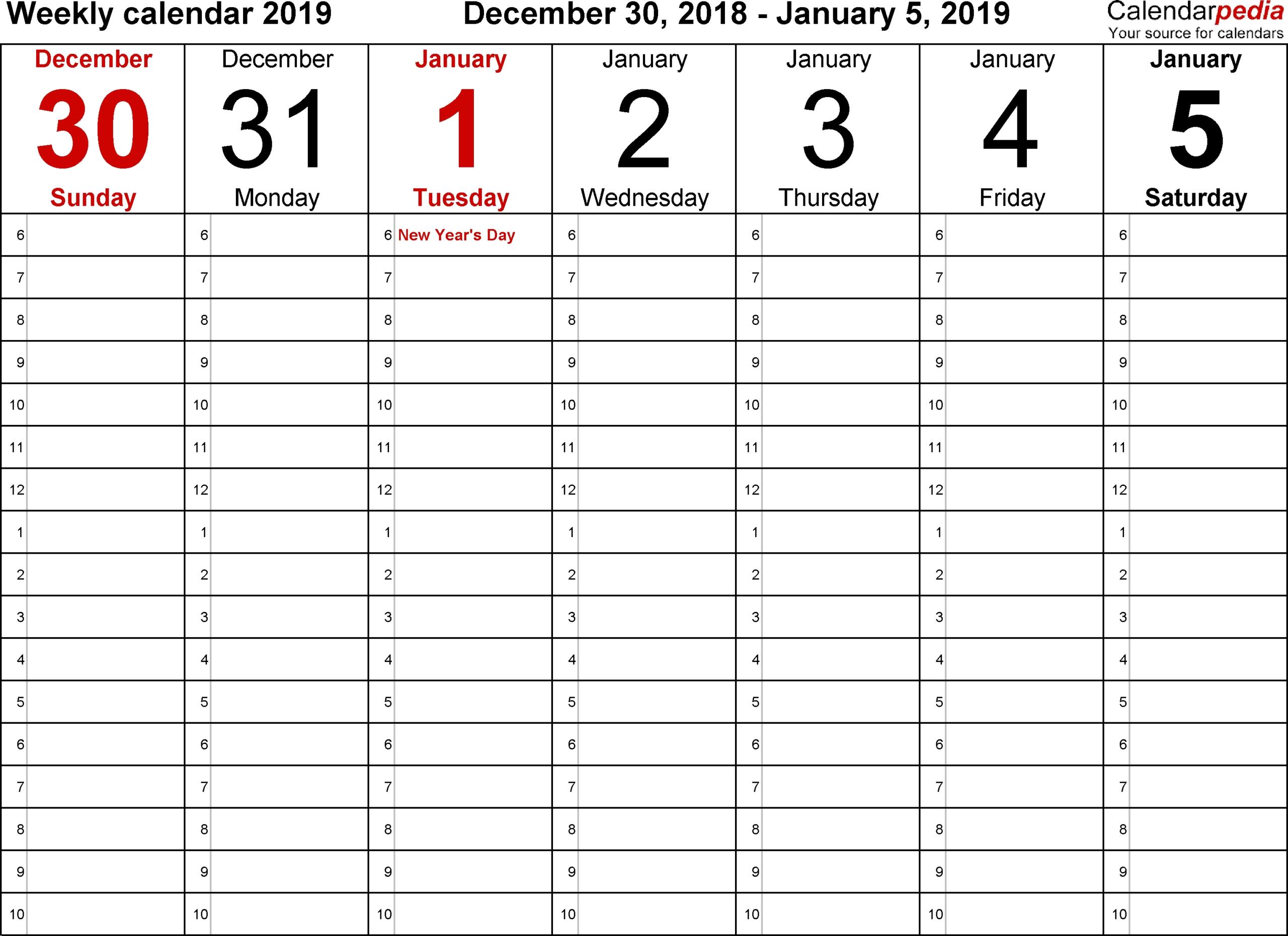 Edi Suparman – Page 7 – Template Calendar Design