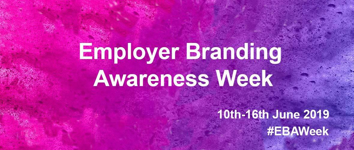 Employer Branding Awareness Week 2019 - National Awareness
