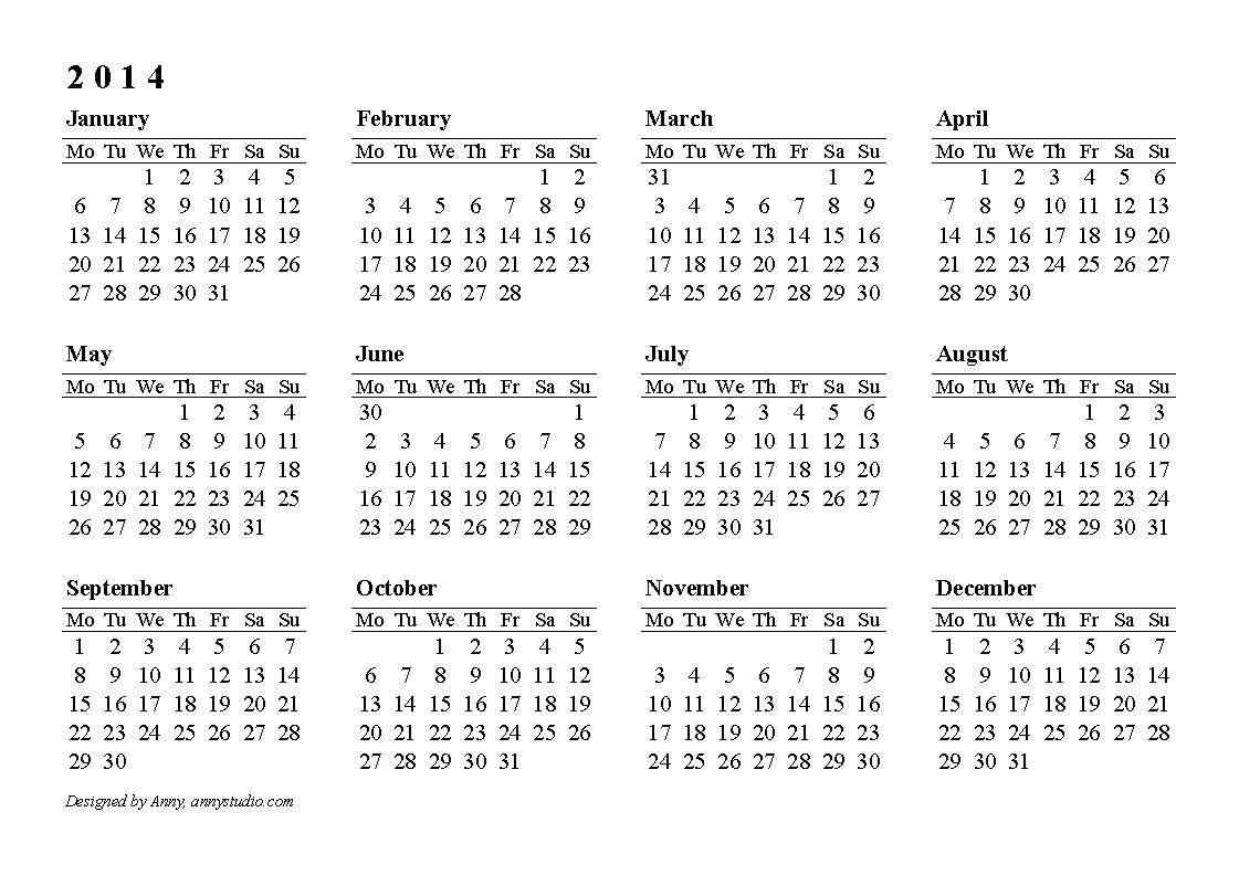 Free Printable Calendar Calendar Labs | Ten Free Printable
