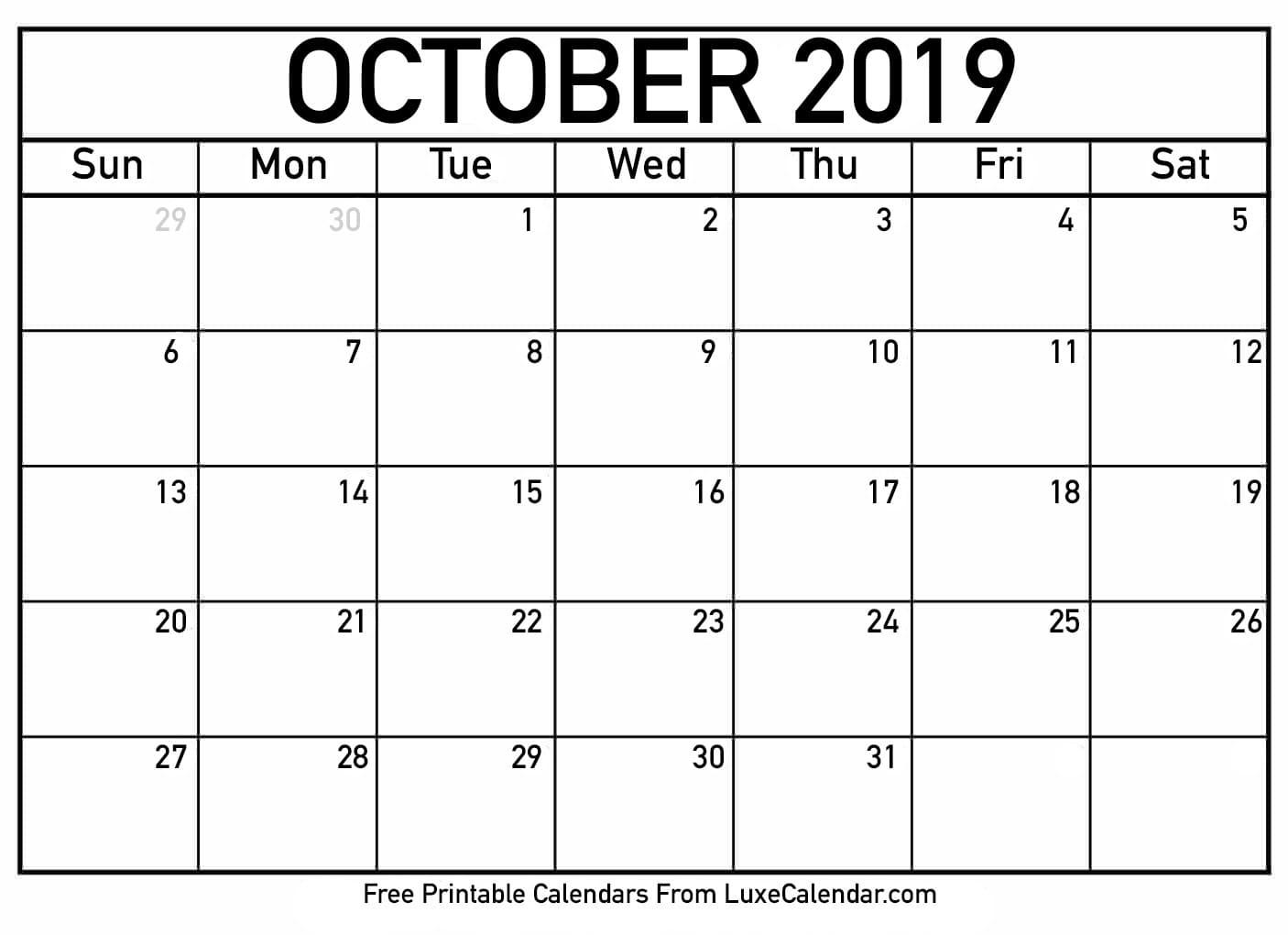 Free Printable Calendar Numbers For December | Ten Free