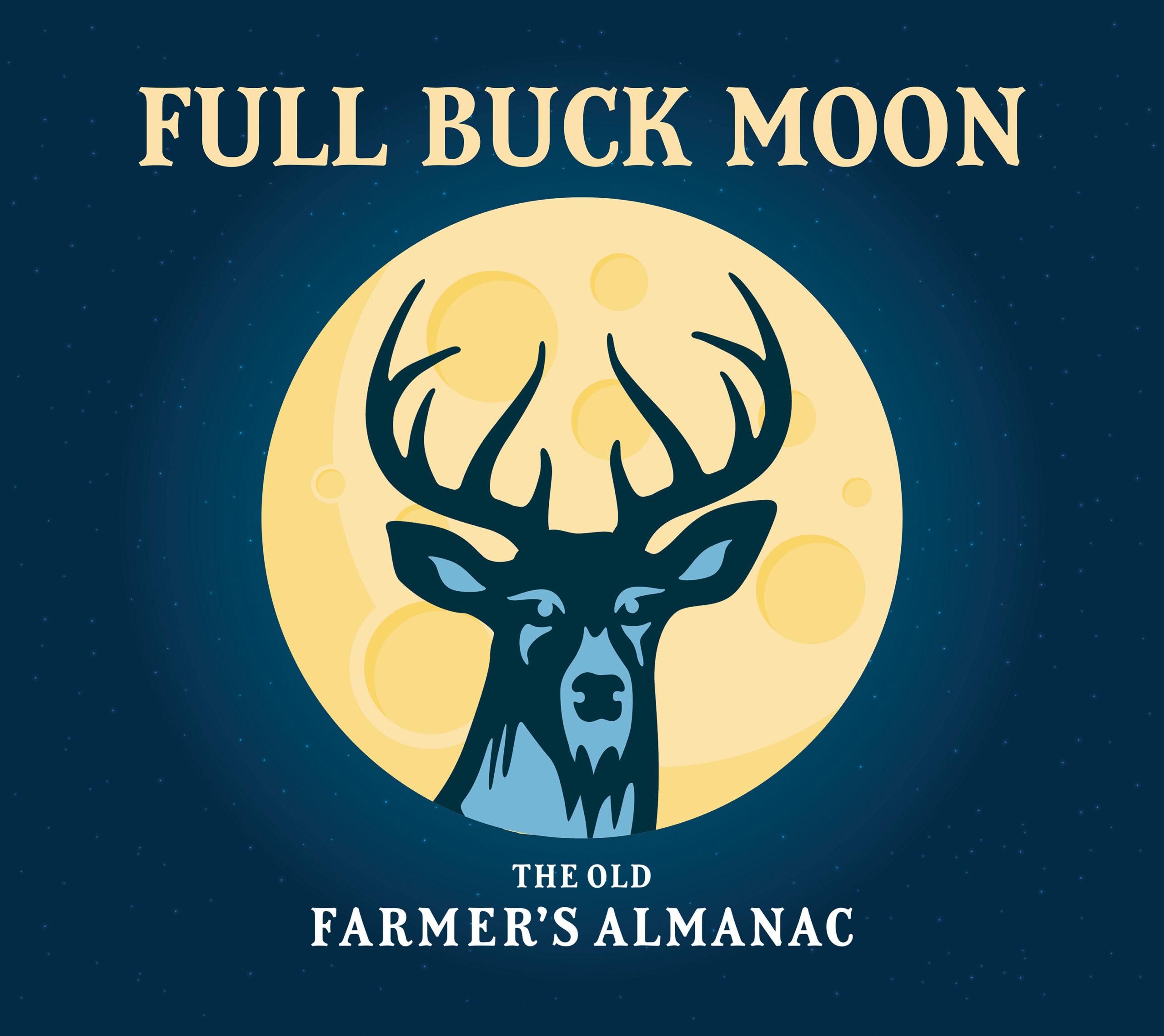 Full Moon For July 2020: The Full Buck Moon | The Old