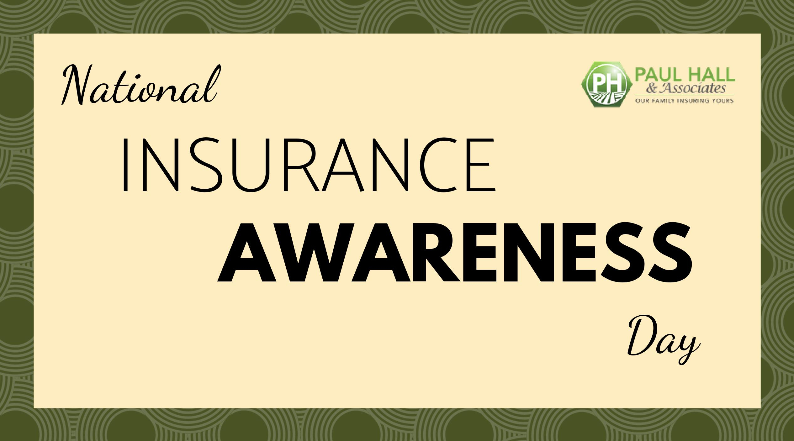 Fun Insurance Facts For National Insurance Awareness Day!