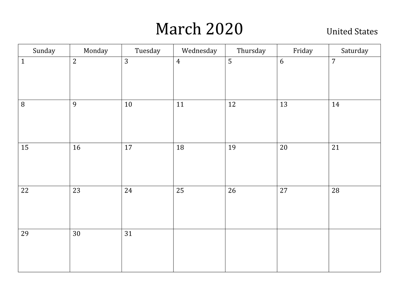 Get Free Printable Employee Attendance Calendars For 2020