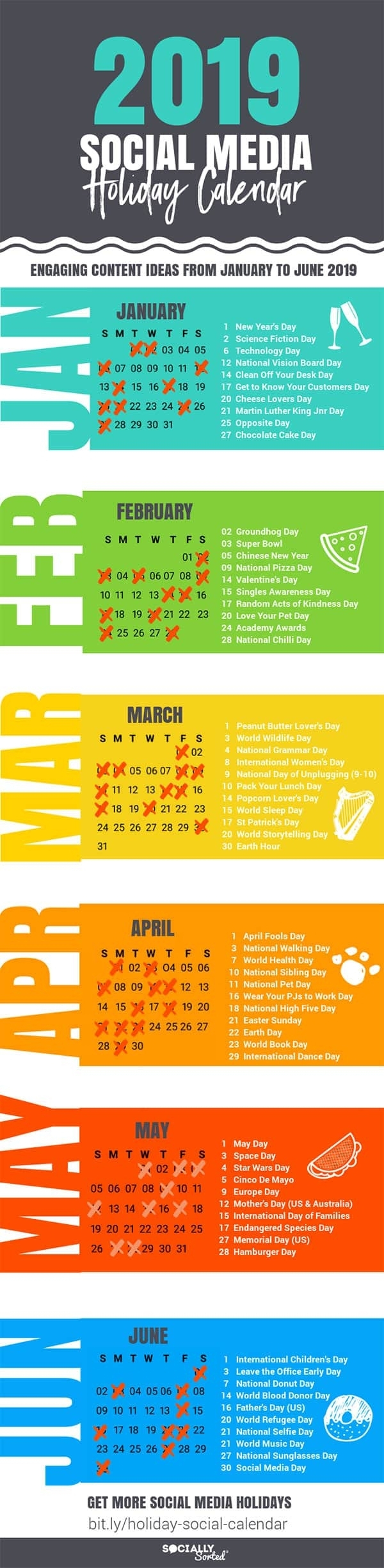 Get National Day Of The Year Calendar June 2019 ⋆ The Best