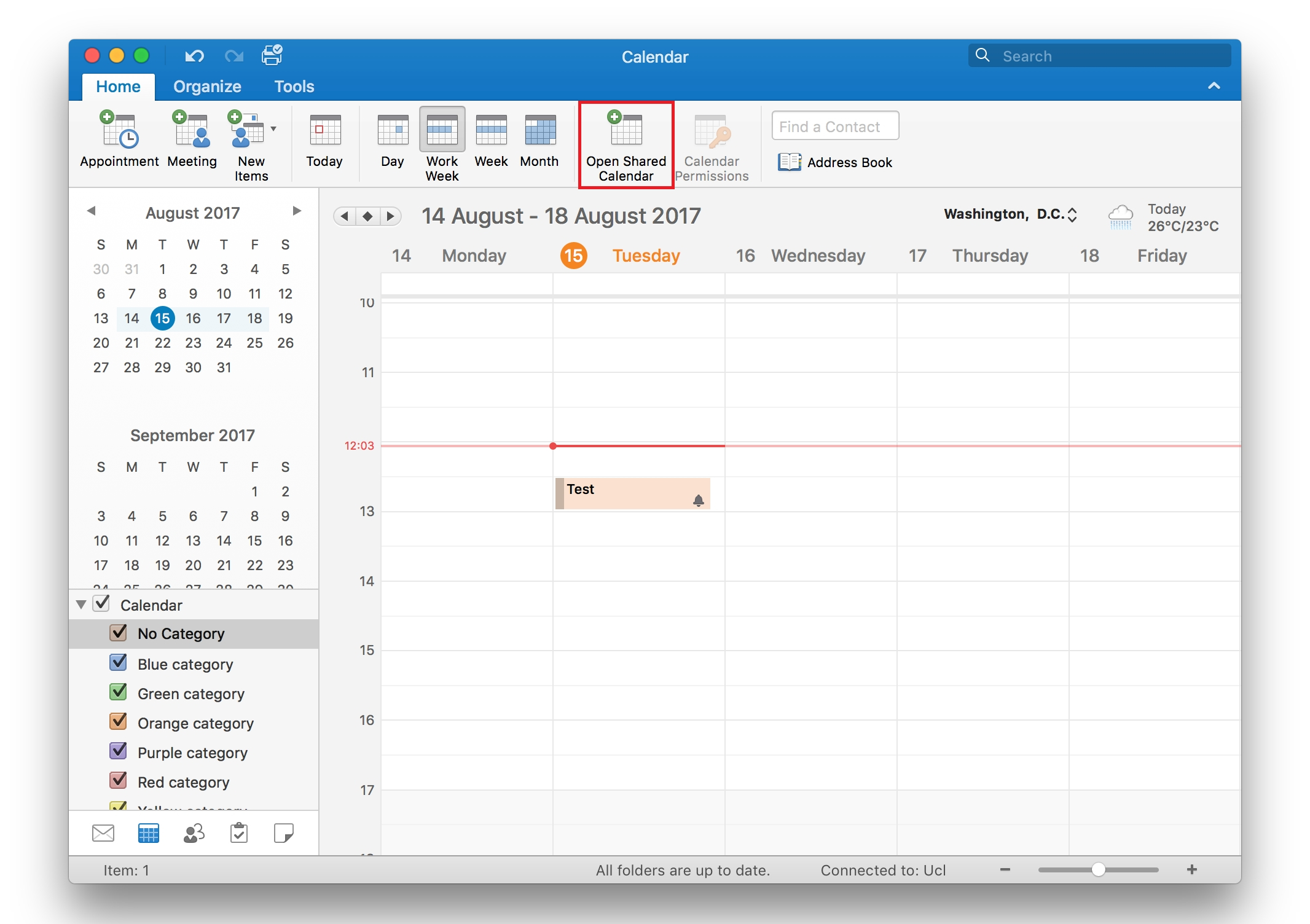 How To See A Calendar In Outlook - Calendar Inspiration Design