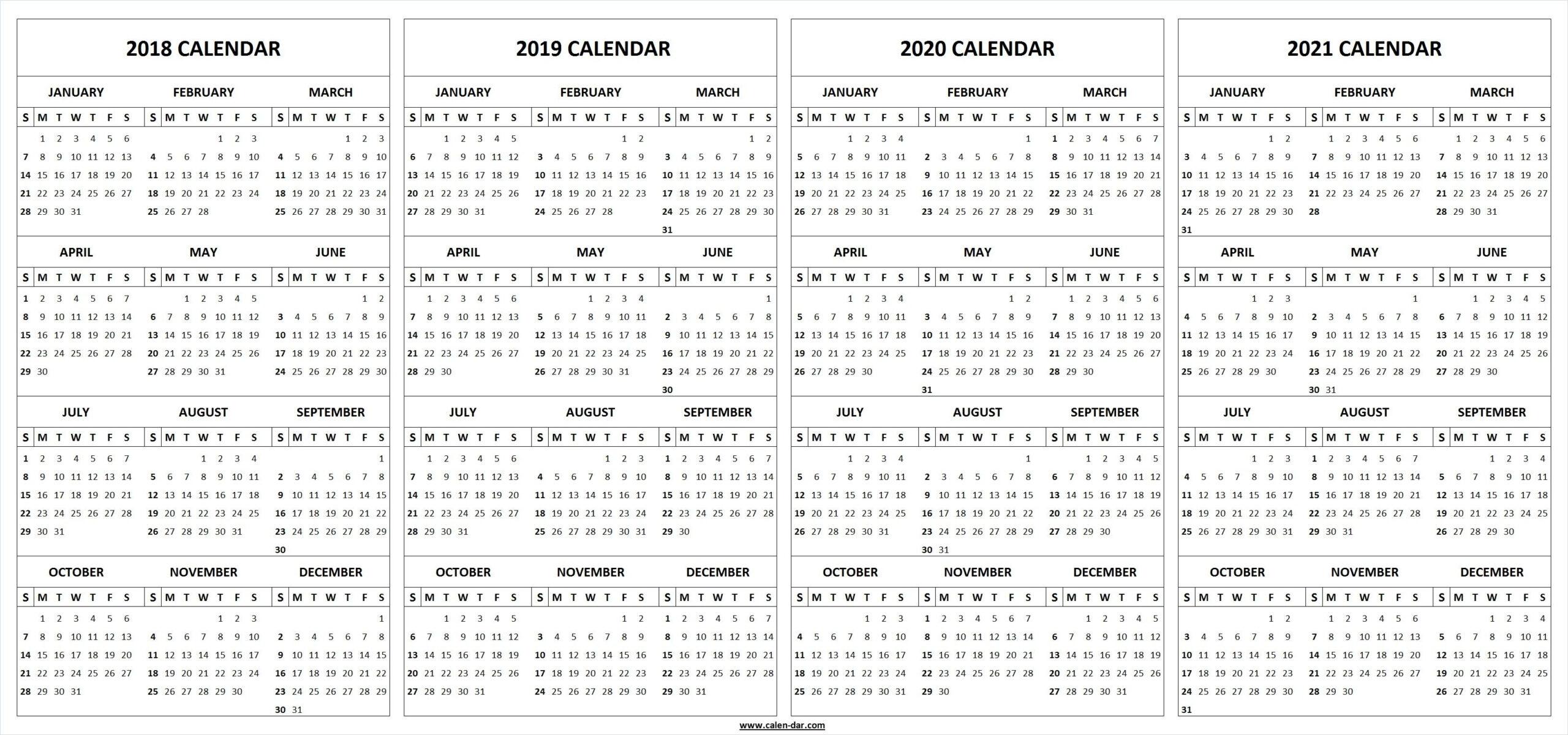 Indesign Calendar Template 2020 | Example Calendar Printable