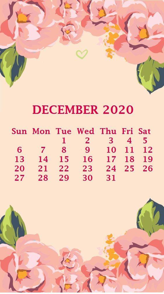 Iphone 2020 Calendar Wallpaper | Calendar Wallpaper