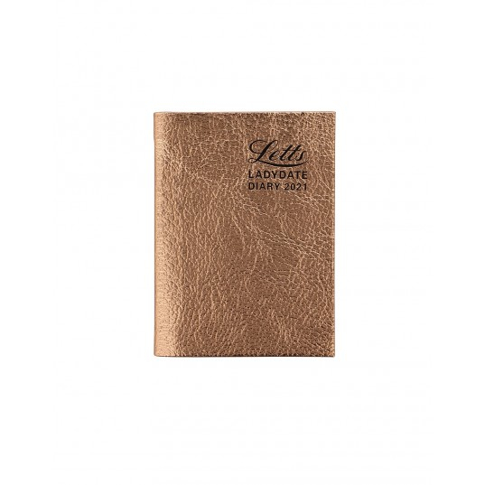 Ladydate Mini Pocket Diary 2021 | Week To View | Letts Of