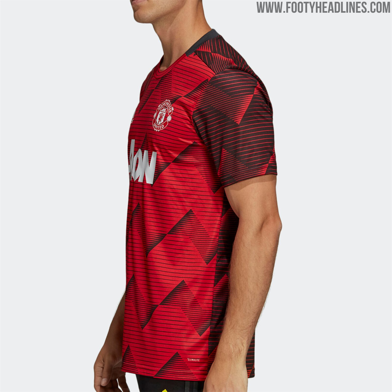 Manchester United 2020 Pre-Match Kit Released & Training
