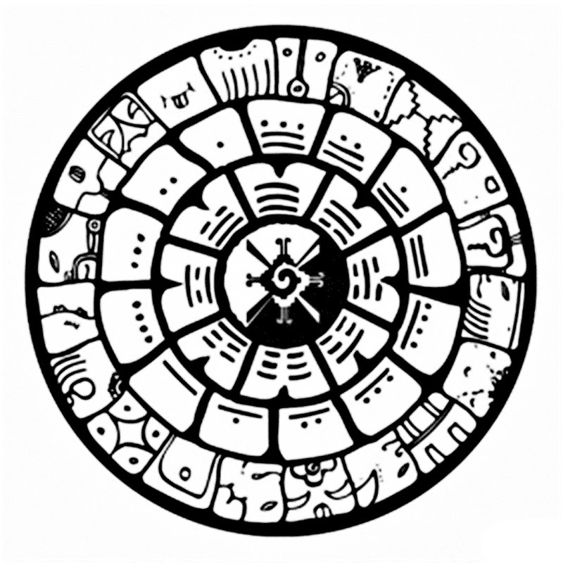 Mayan Astrology For Kids Gallery