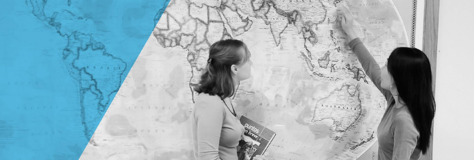 Modern Languages, Anthropology & Geography - Southeast