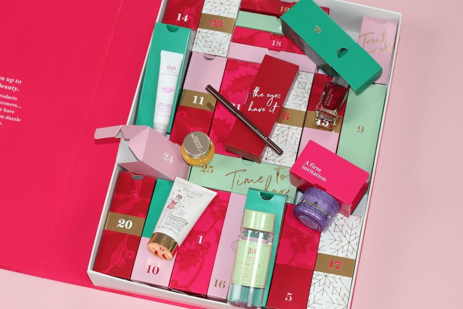 M&S Free Advent Calendar | Ten Free Printable Calendar