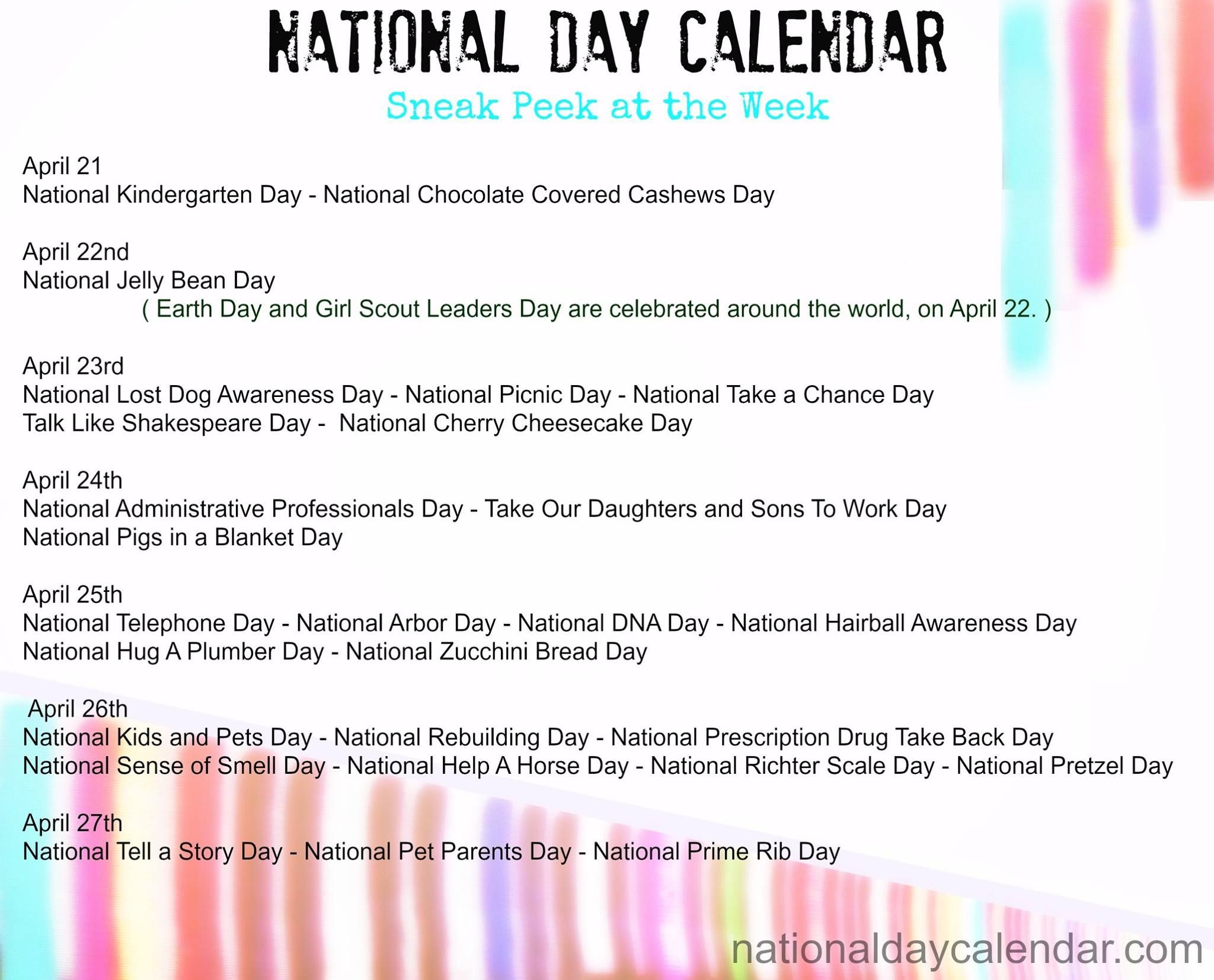National Day Calendar (With Images) | National Day