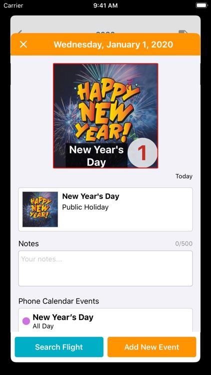 New York Calendar 2020-2021Yuno Solutions Sdn Bhd