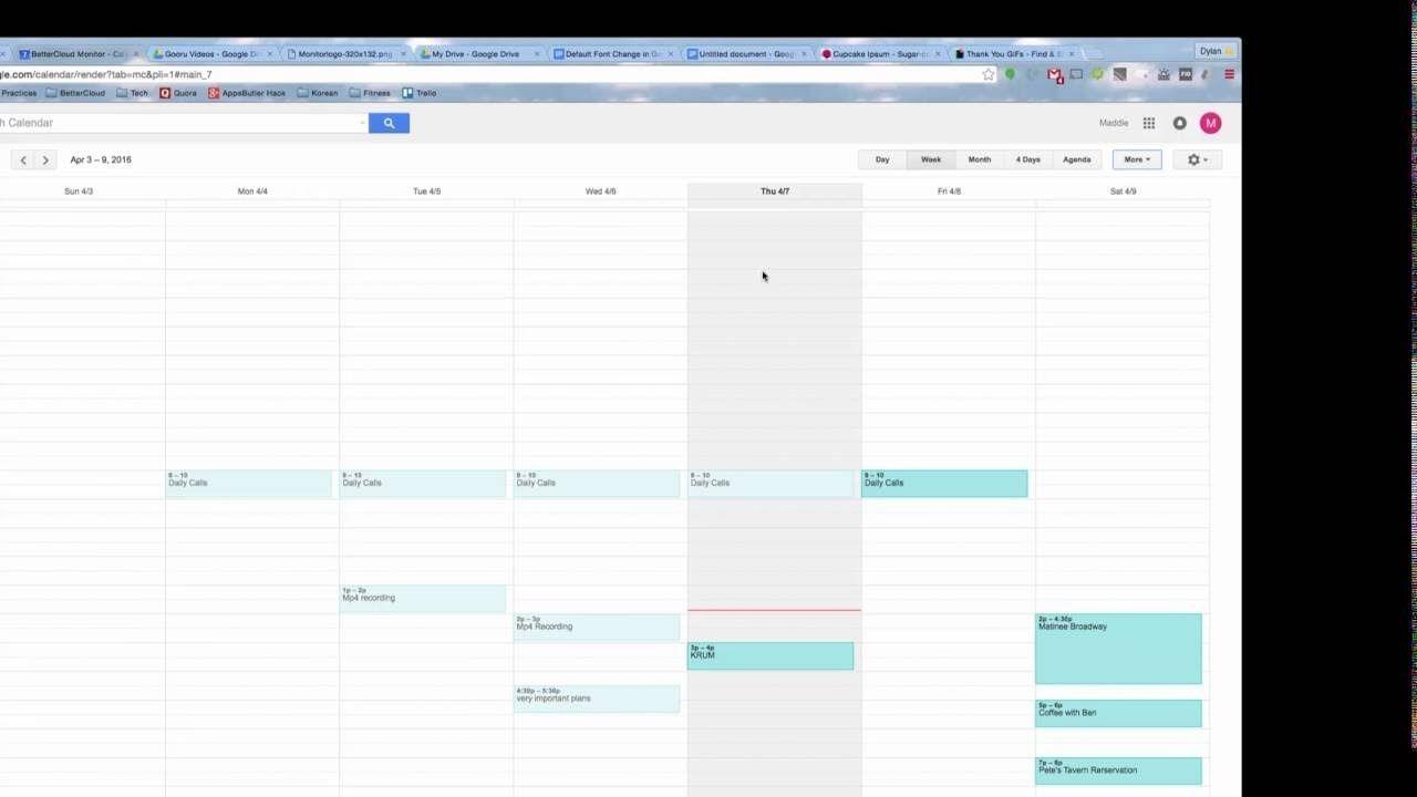 Print Calendar From Ipad Di 2020