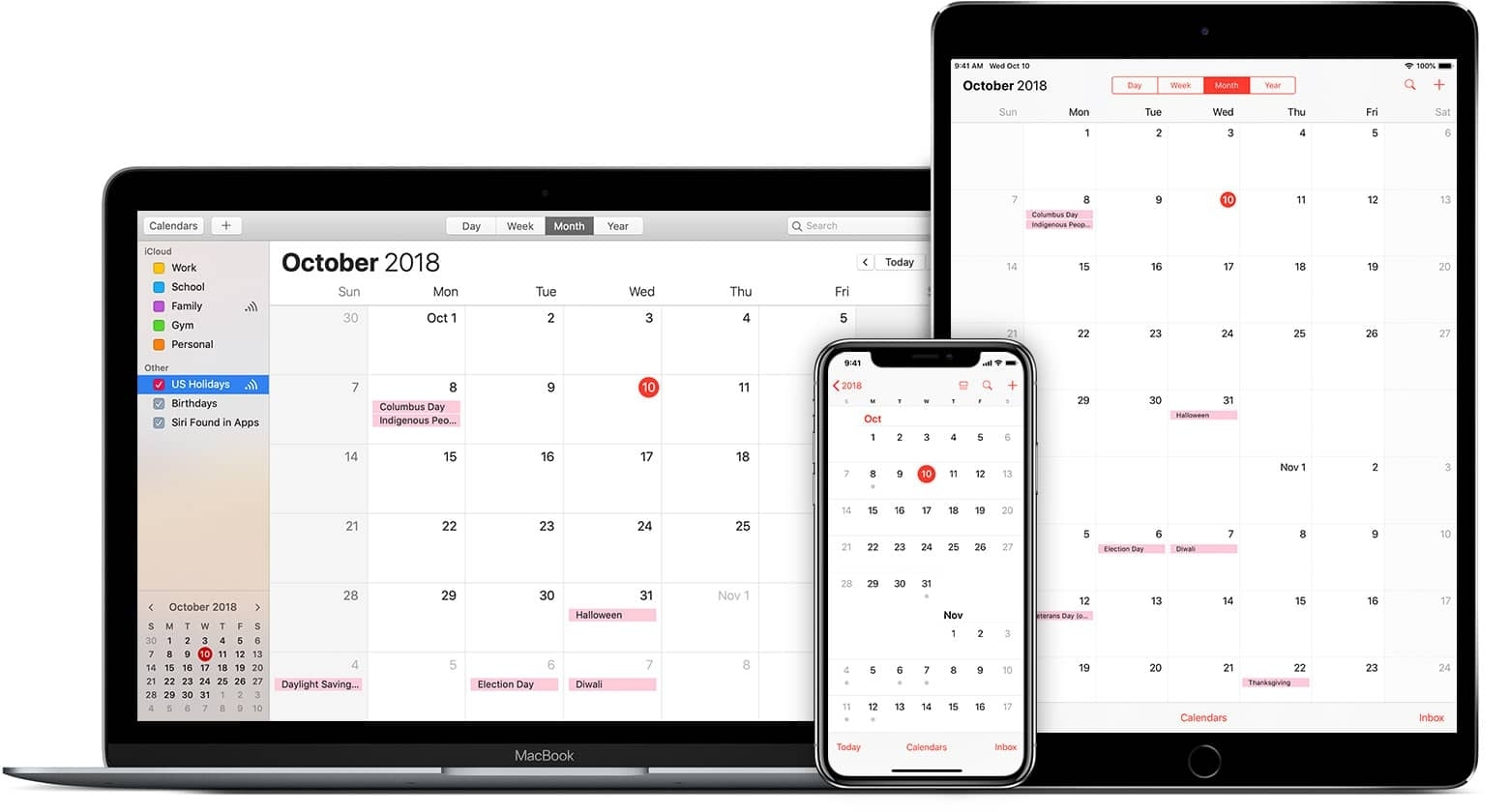 Print Calendar From Ipad Ios 11 | Ten Free Printable