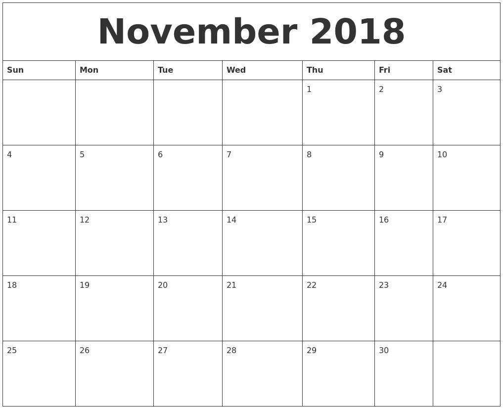 Printable Calendar 2019 Beaucal | Free Printable Calendar