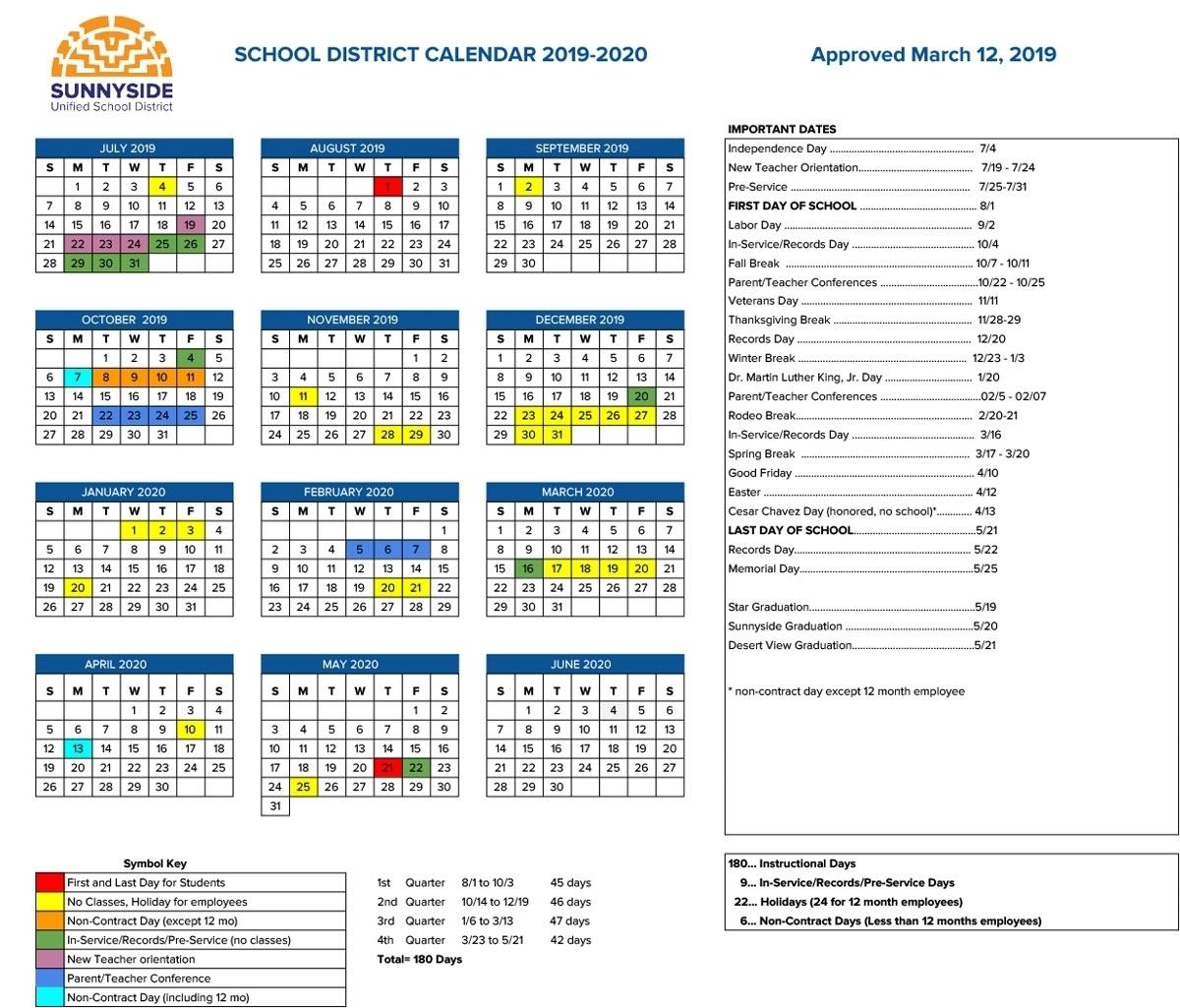 Special Daysmonth In 2020 - Calendar Inspiration Design