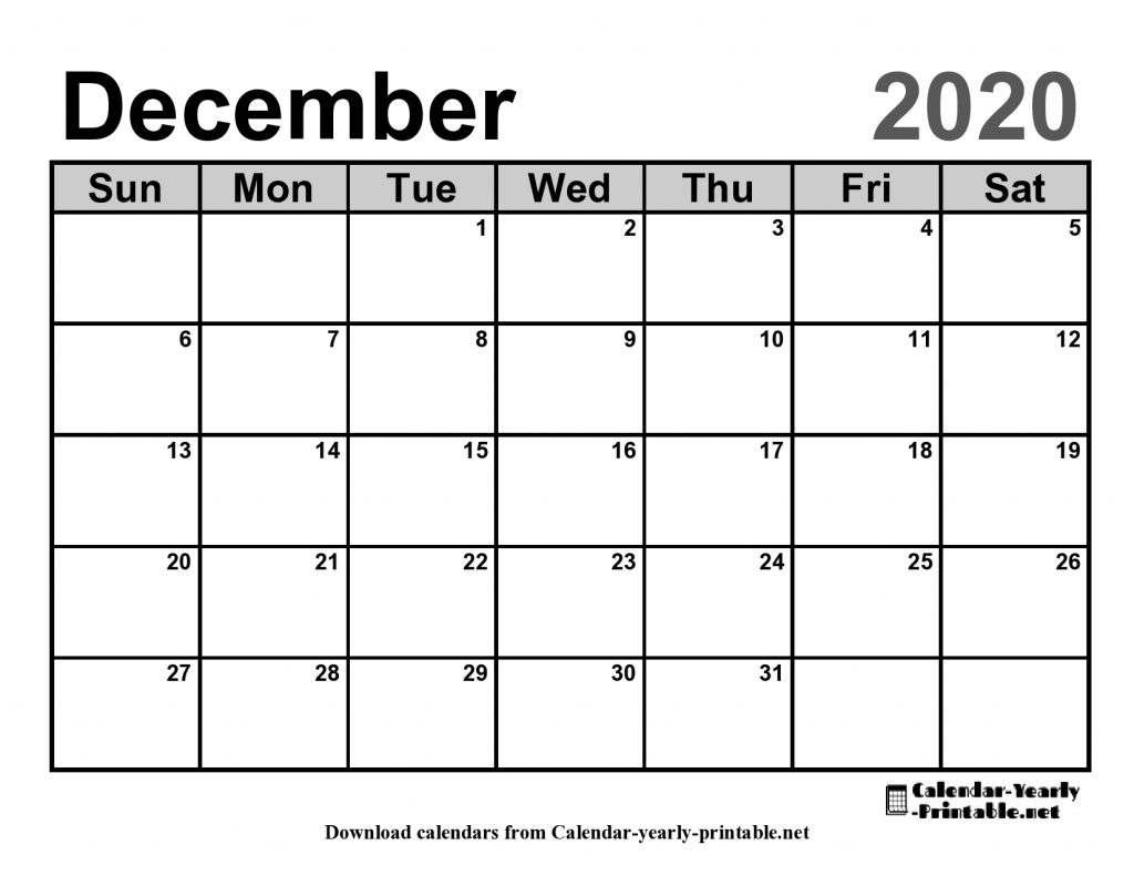The Greatest Gift In December 2020 Calendar - Calendar