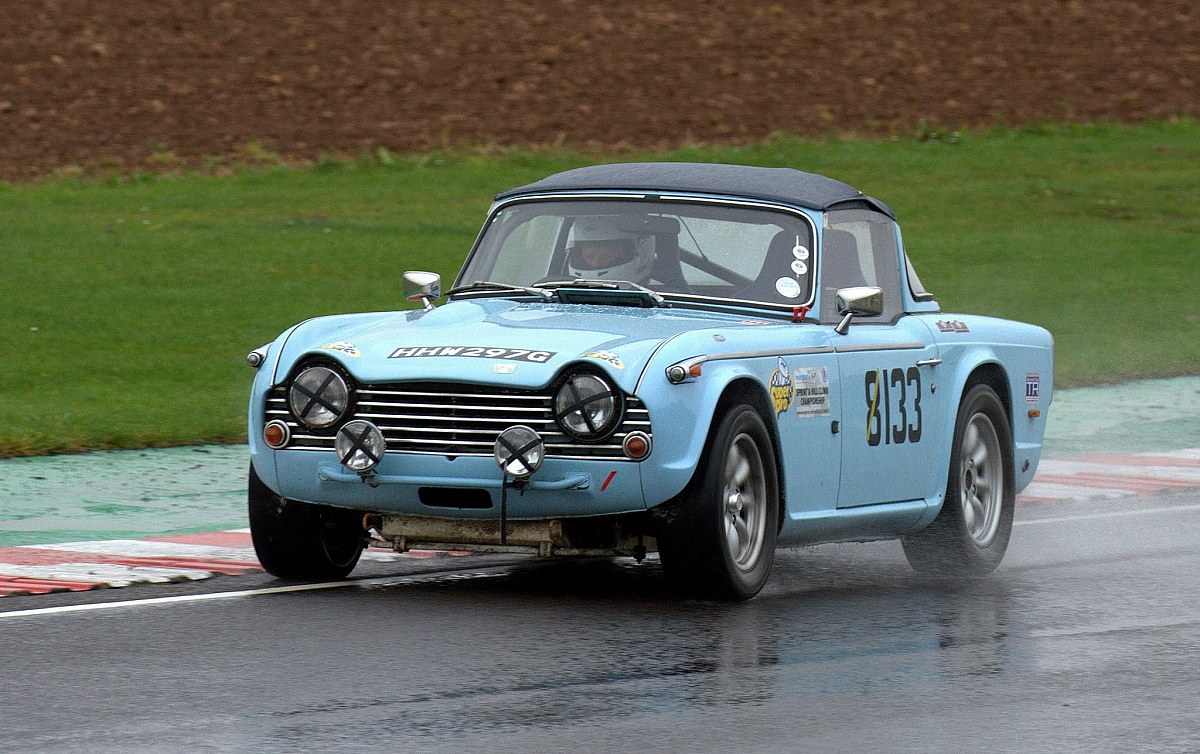 The Manbat Pegasus Castle Combe Sprint - Tr Register