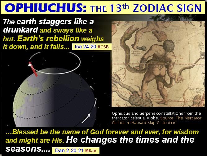 The Messianic Kabbalah Revolution!: Ophiuchus: The 13Th