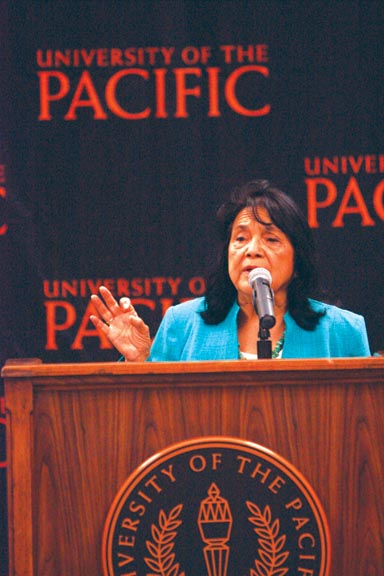 University Of The Pacific | Bilingual Weekly