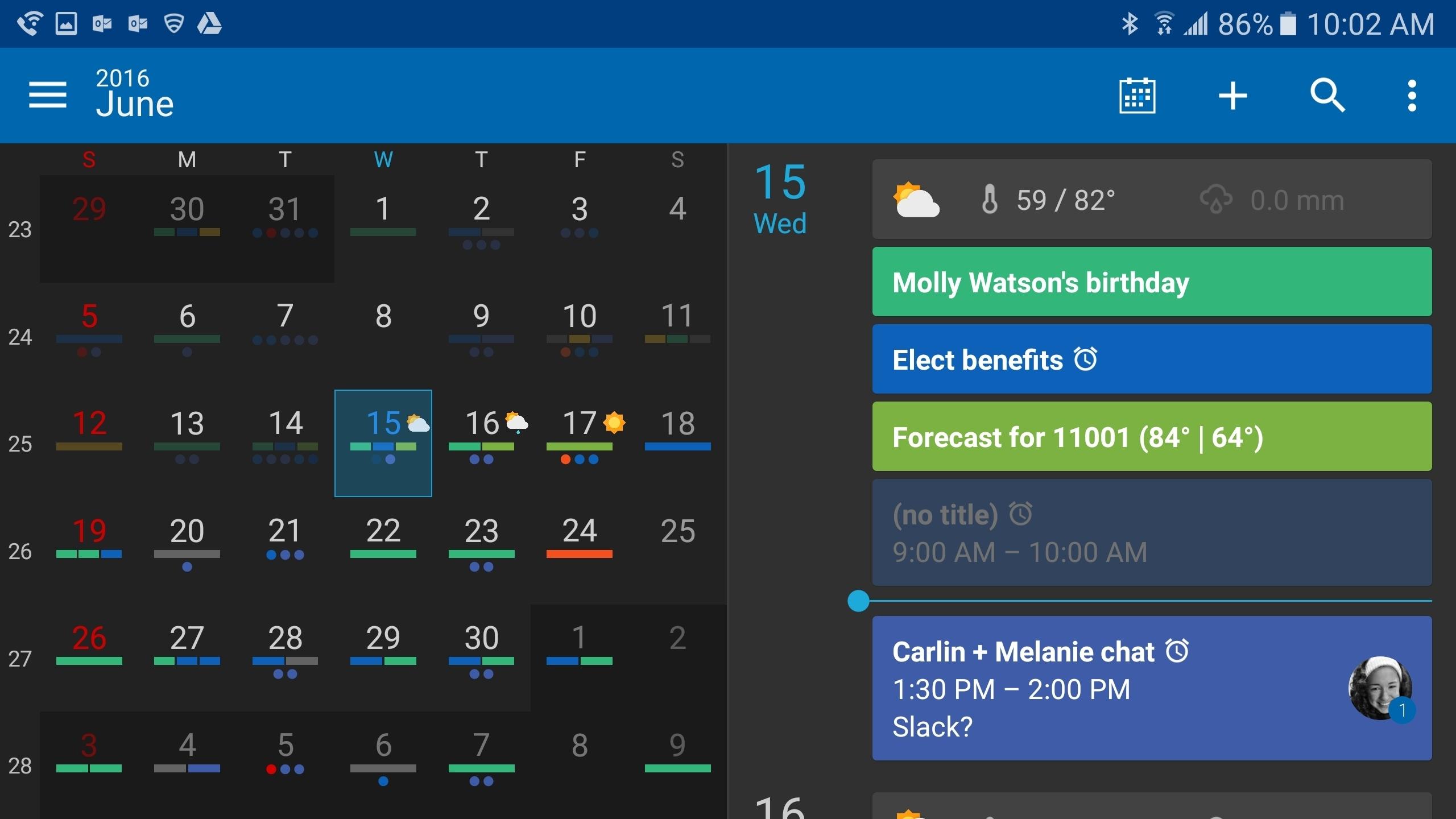 Windows 7 Calendar Week Number Gadget | Month Calendar