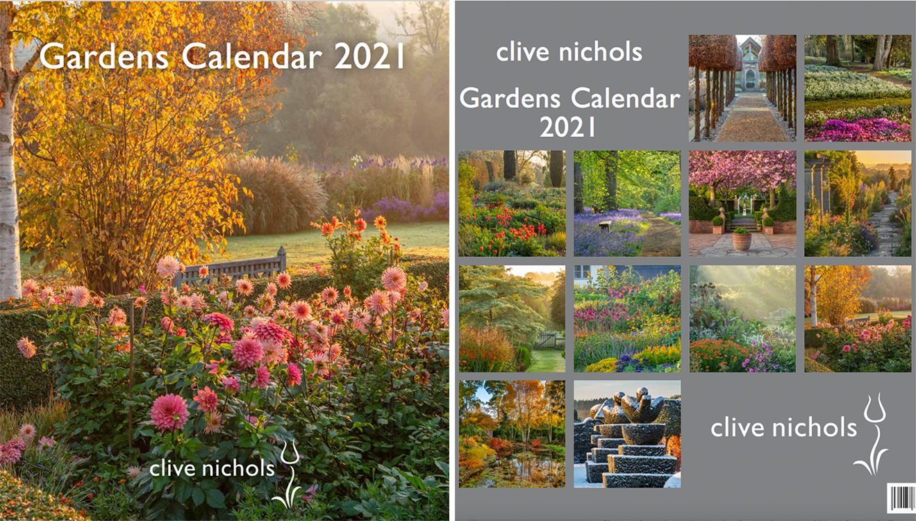 2021 Calendars For Gardeners - The English Garden