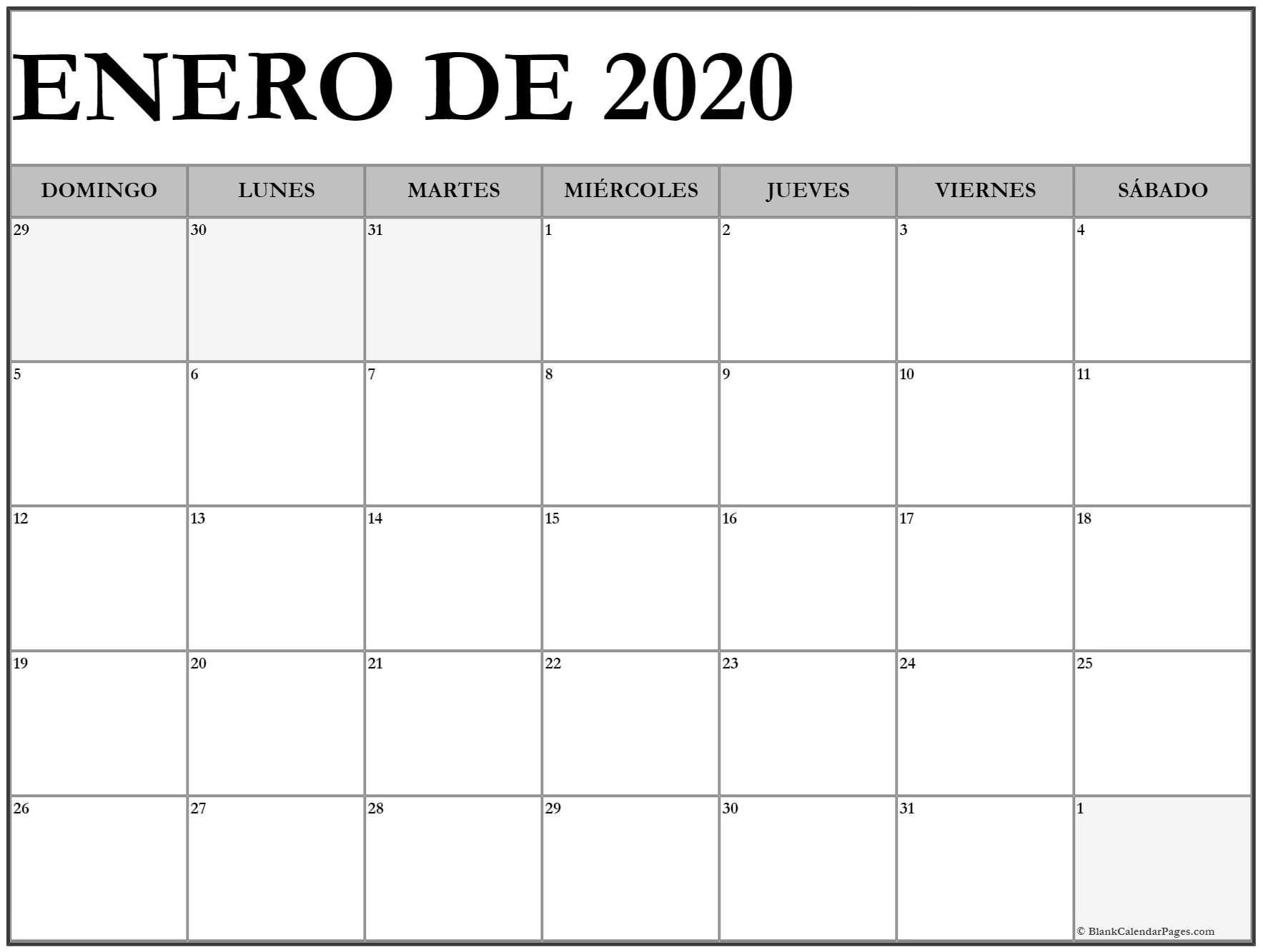 Calendario 2020 Noviembre Diciembre 2021 Enero In 2020