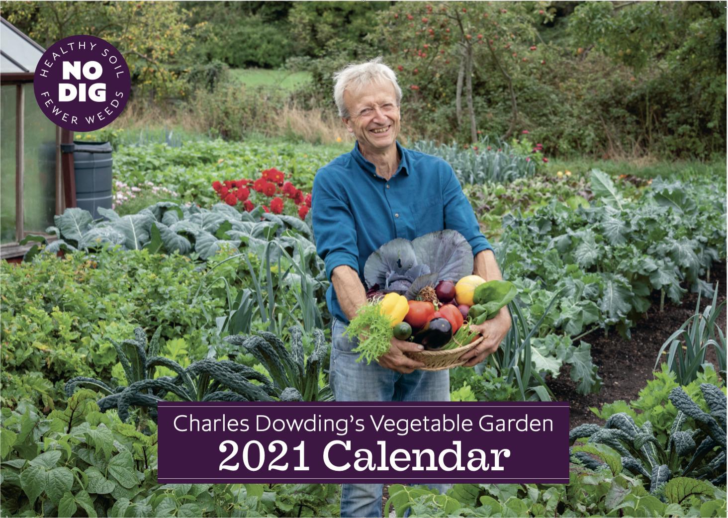 Gardening Calendar 2021