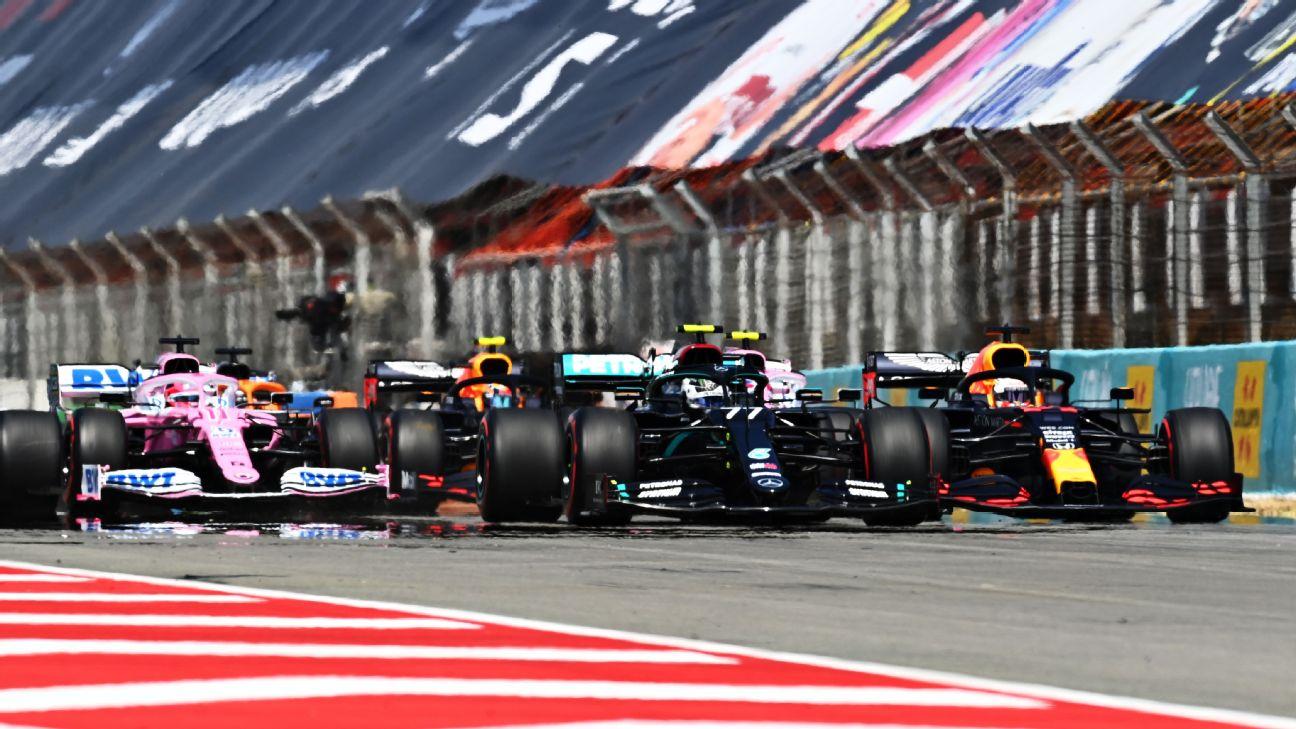 F1 Announces 23-Race Provisional 2021 Calendar