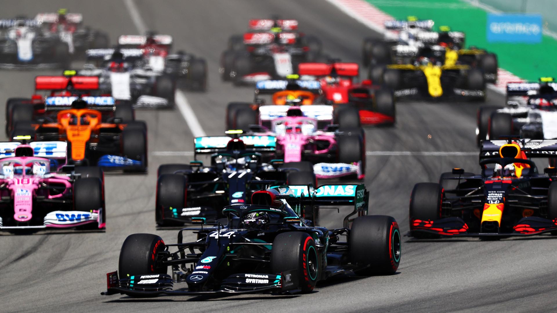 F1 Schedule 2021: Formula 1 Announces Provisional 23-Race