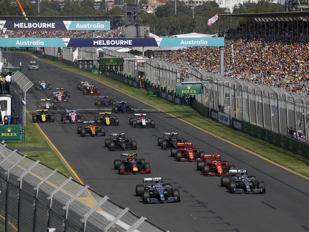 F1 Show Teams 23-Race Draft Calendar For 2021' | Planet F1