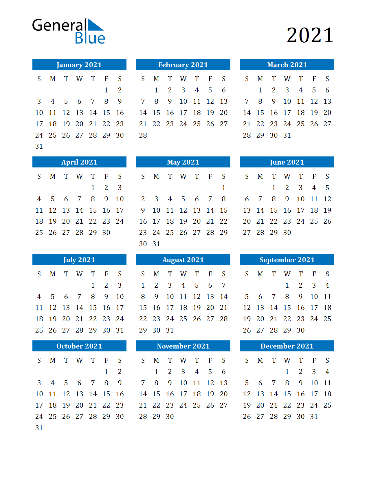 Free Printable Calendar In Pdf Word And Excel