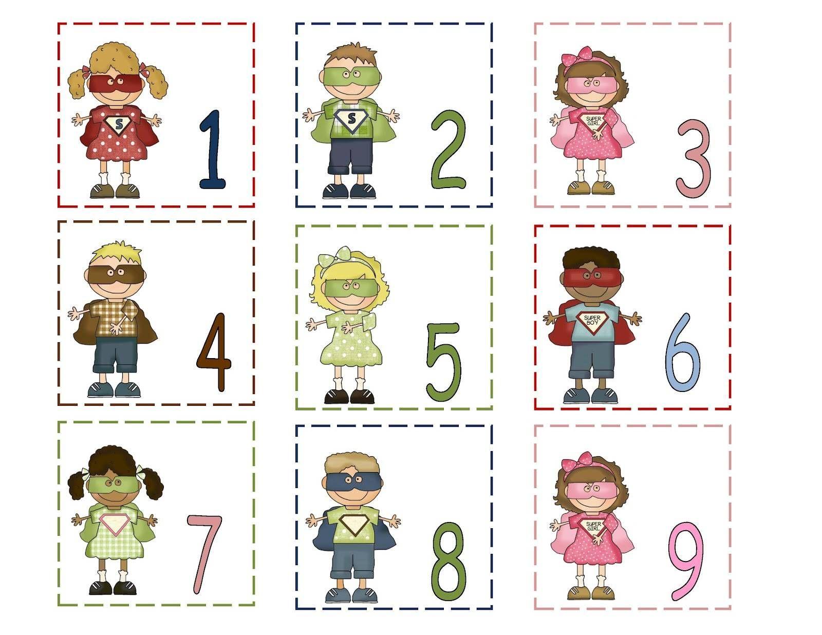 Free Printable Calendar Numbers 1-31 | Printable Calendar