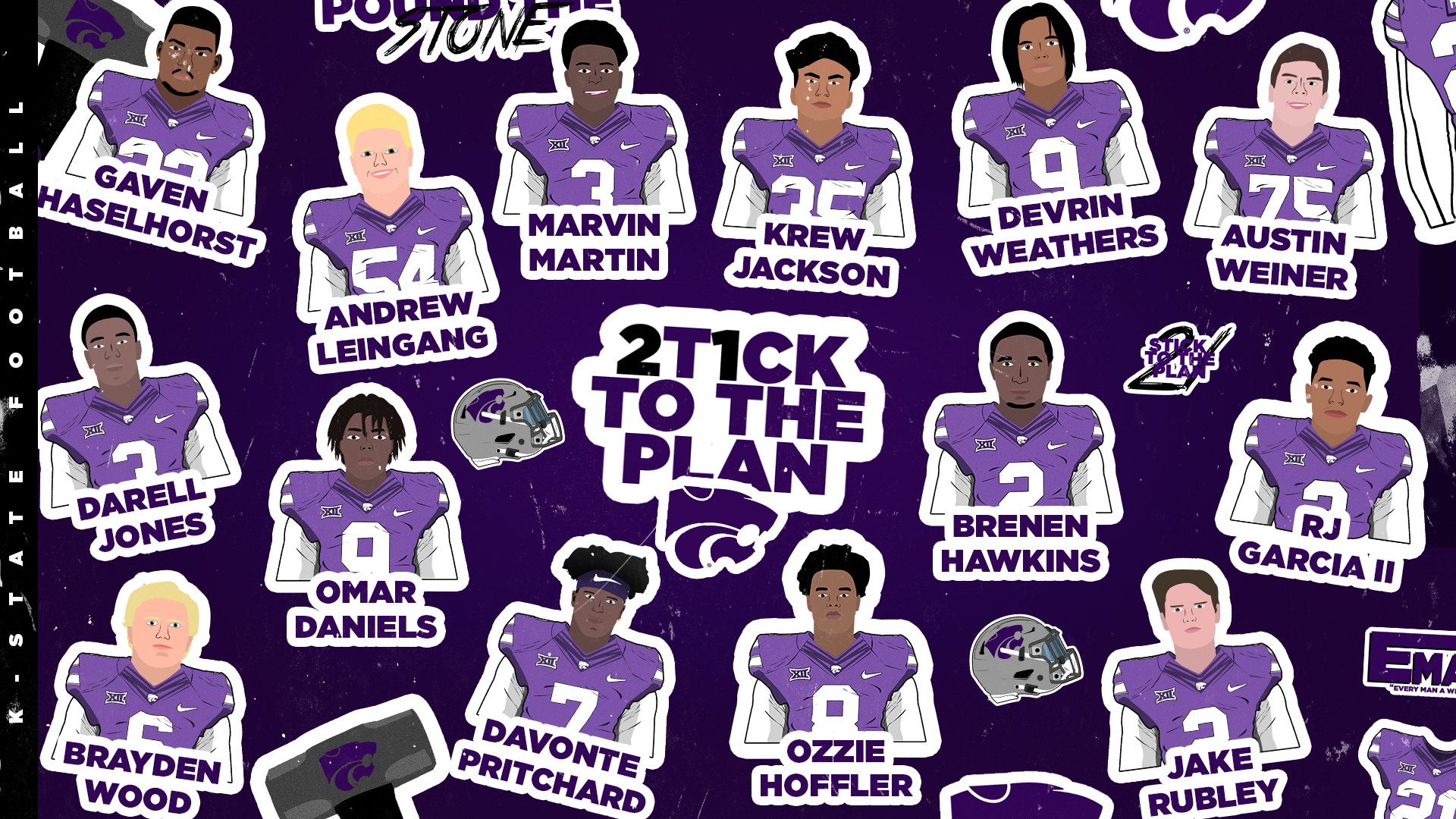 K-State Announces 14 Early Signees - Kansas State University