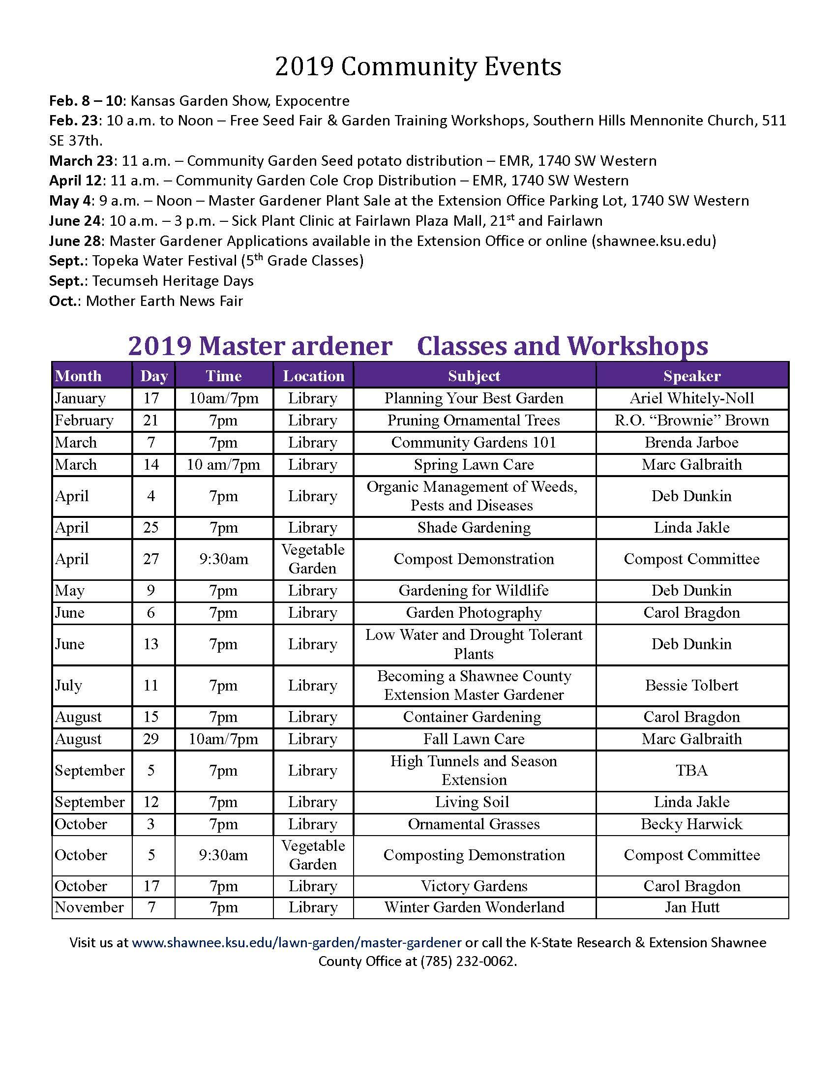 K State Calendar Spring 2020 | Calendar Printables Free