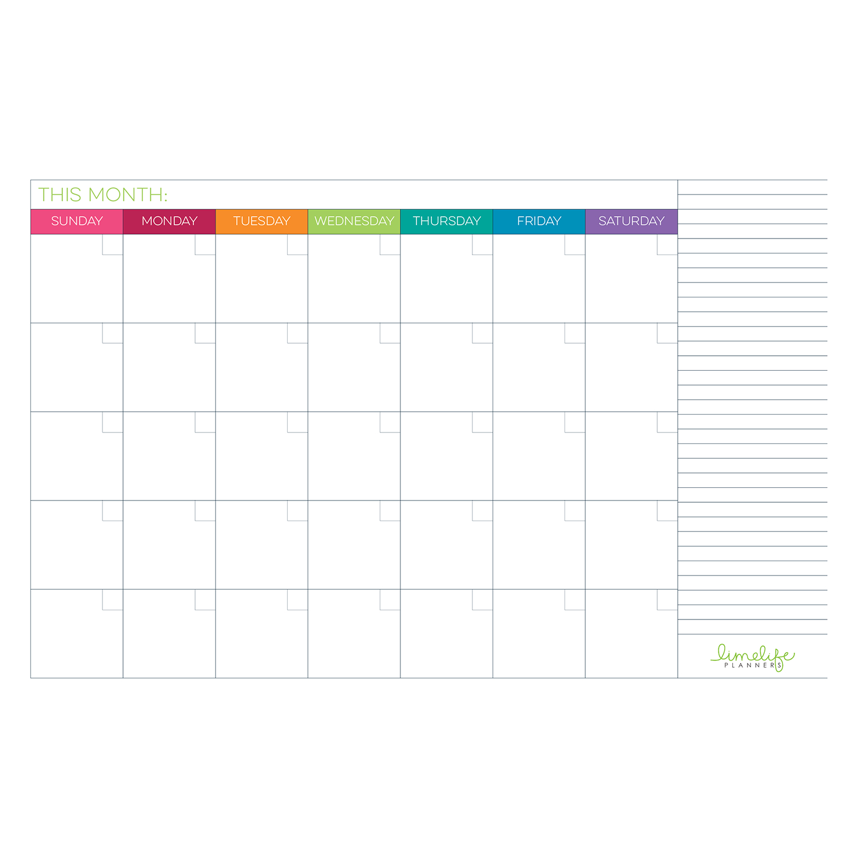 Pinkathy Wright On Printables   Calendar Printables
