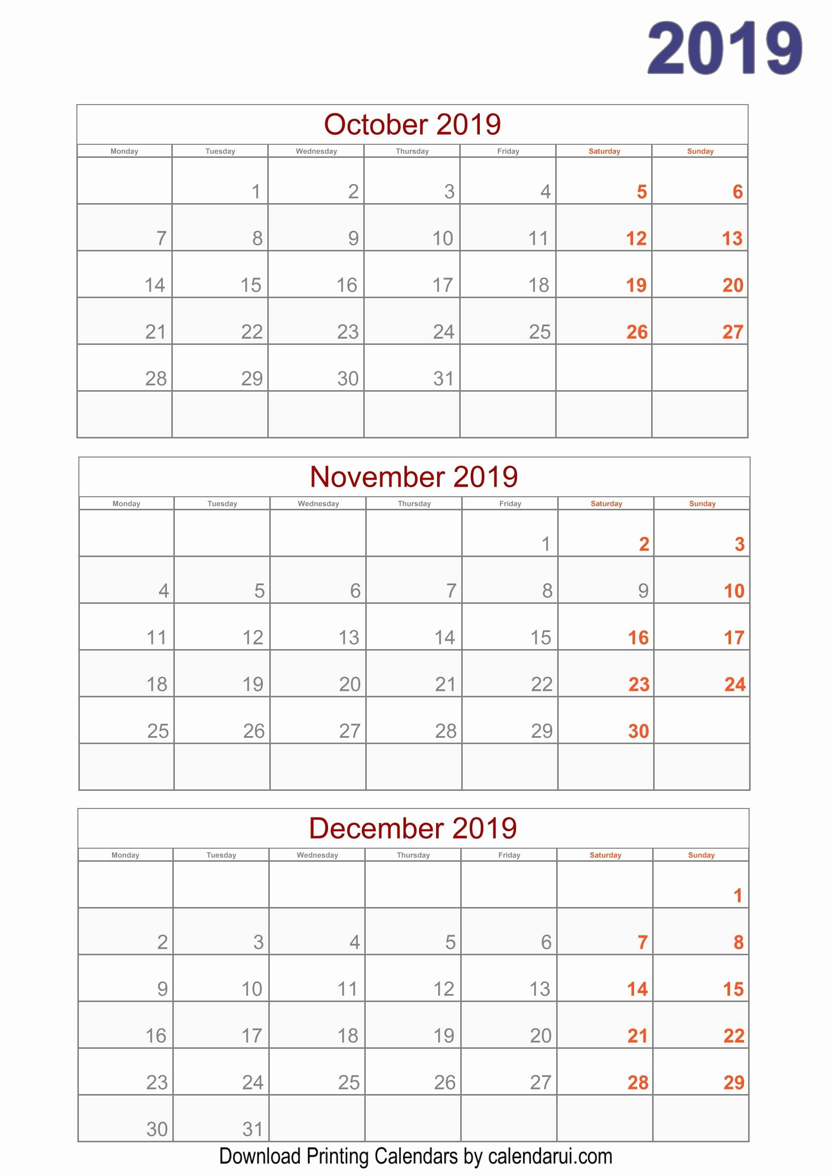 Printable Calendar I Can Type On In 2020 | Quarterly
