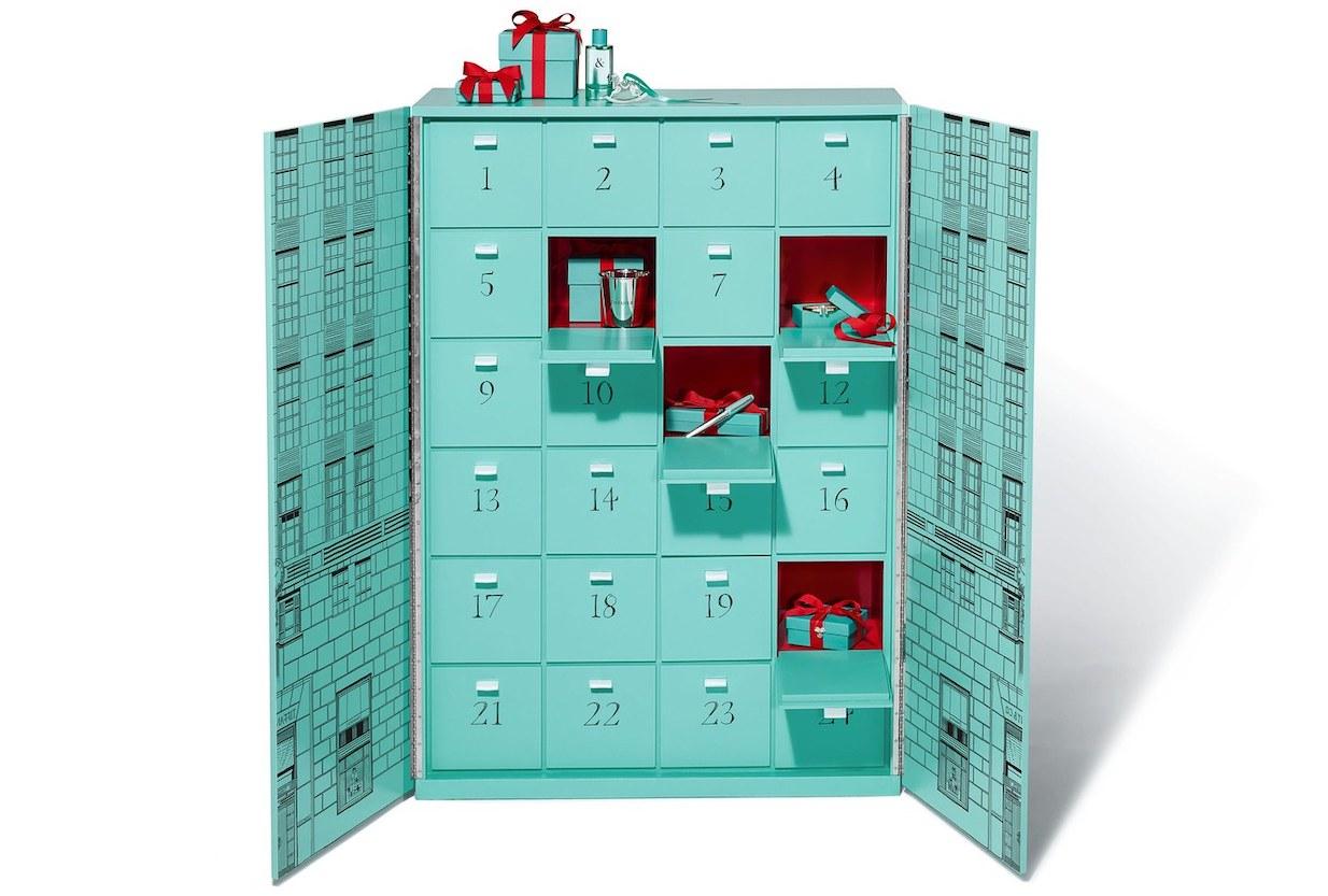 Tiffany Crea Il Calendario Dell'Avvento Luxury: Il Prezzo