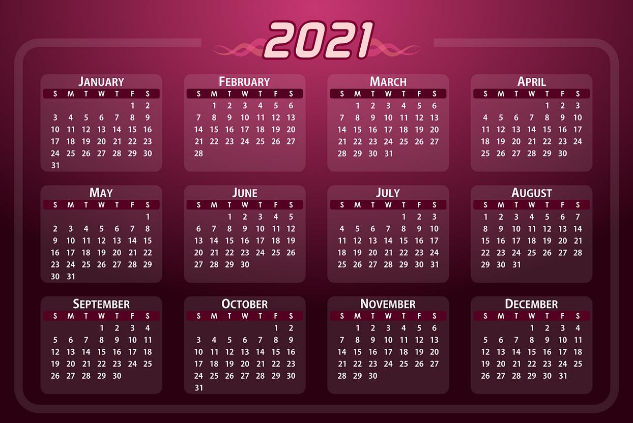 Zile Libere 2021. În Ce Lună Au Angajații Cele Mai Multe