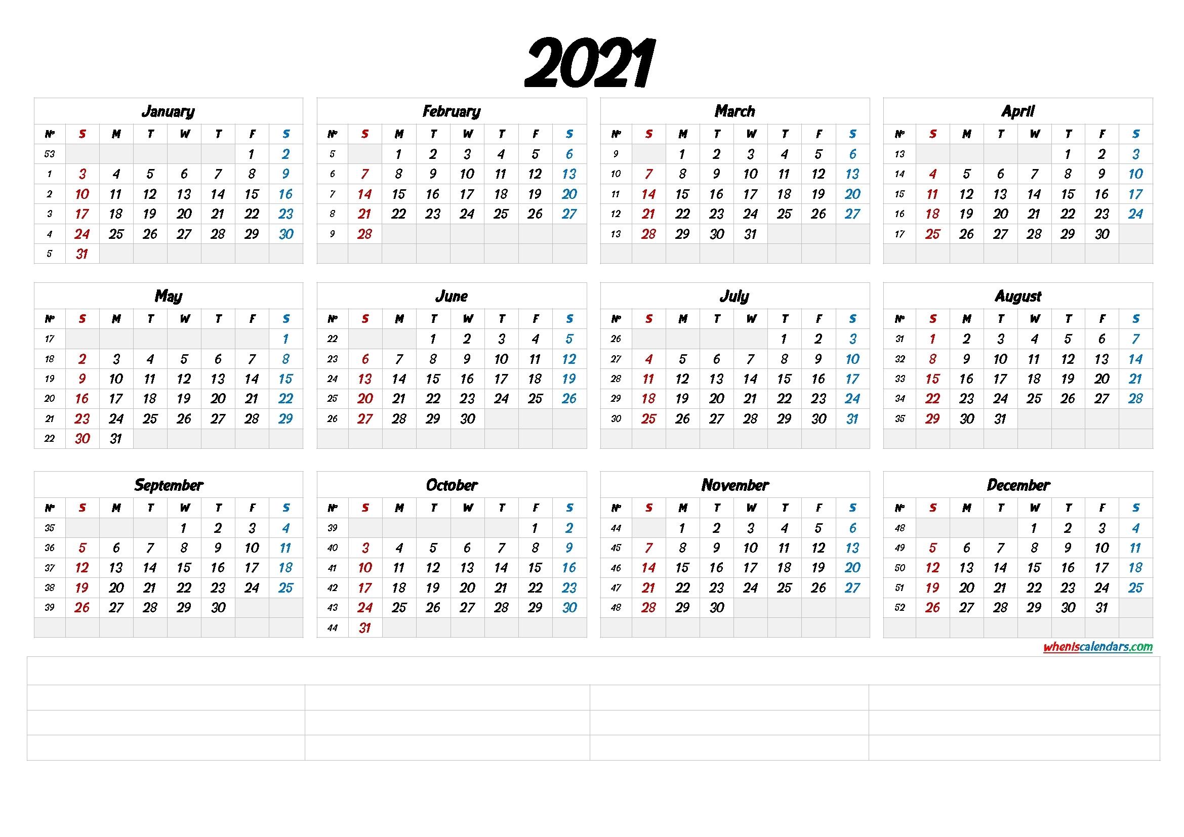 1St Quarter 2021 Free Printable Calendars | Month Calendar Printable