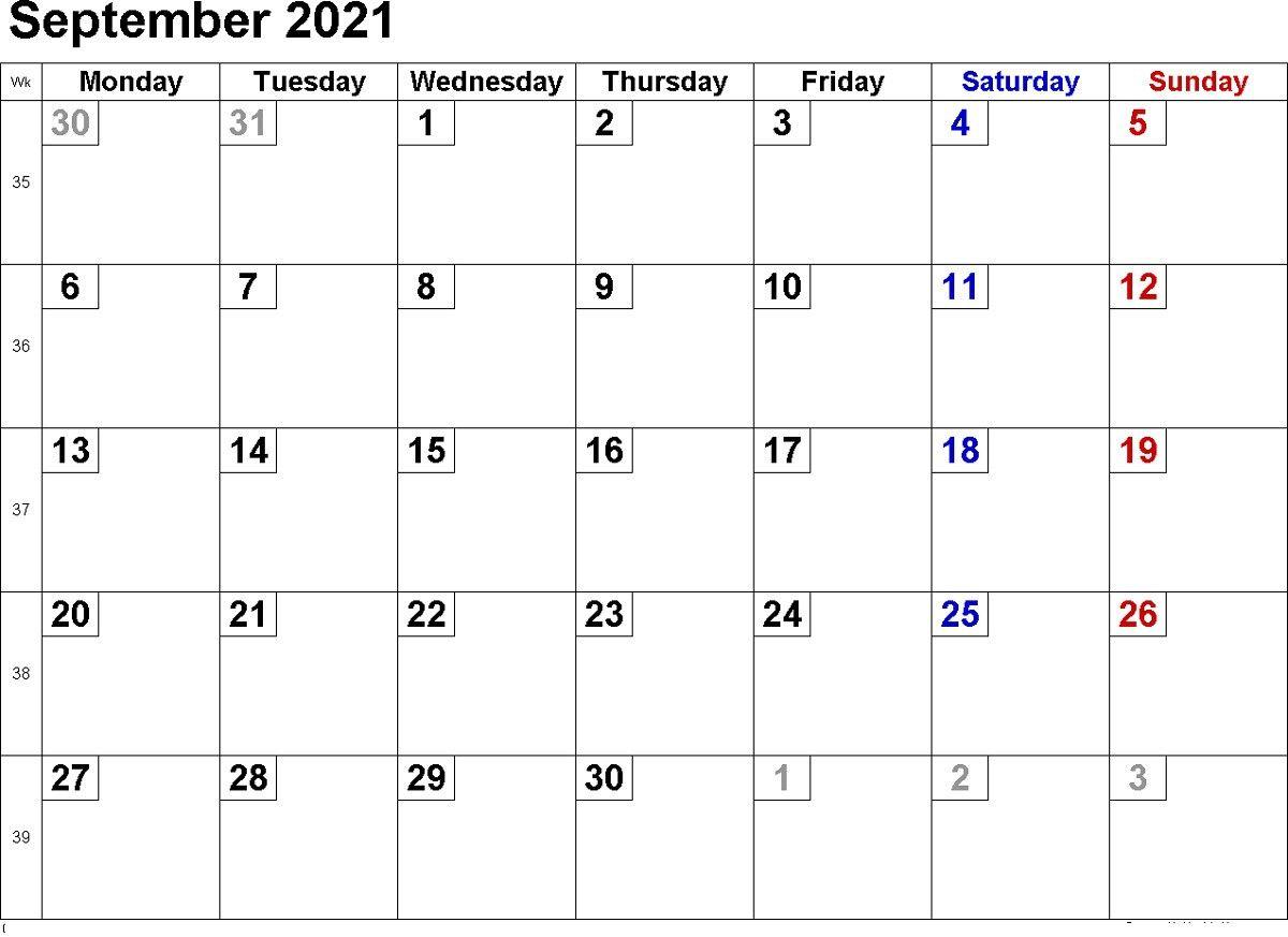 20+ Editable 2021 Calendar Template Word - Free Download