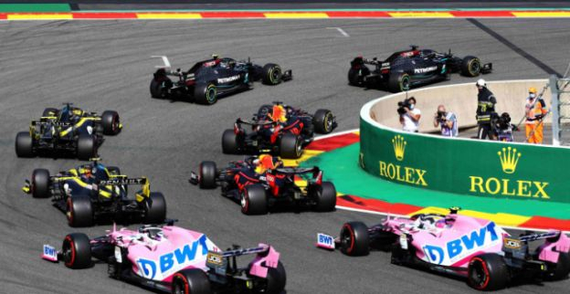 2021 Calendar | The Number Of Coronavirus Infections In Each Country With F1 Gp