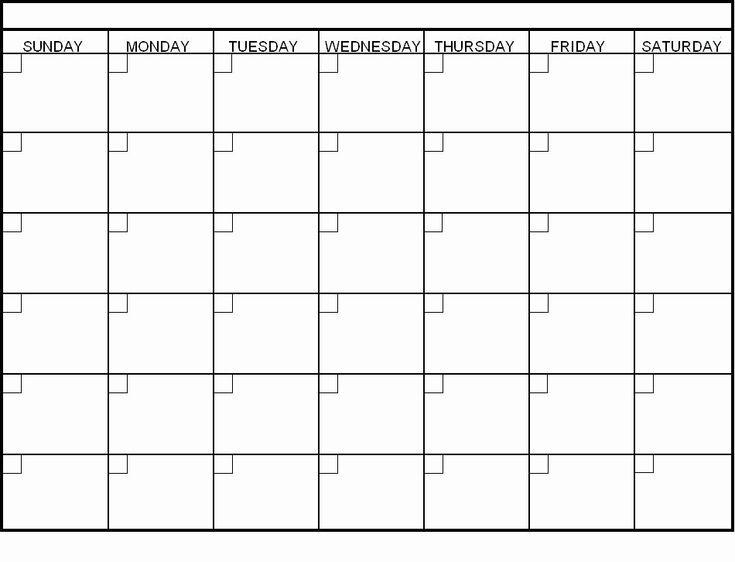 5 Day Schedule Template New Days The Week Calendar