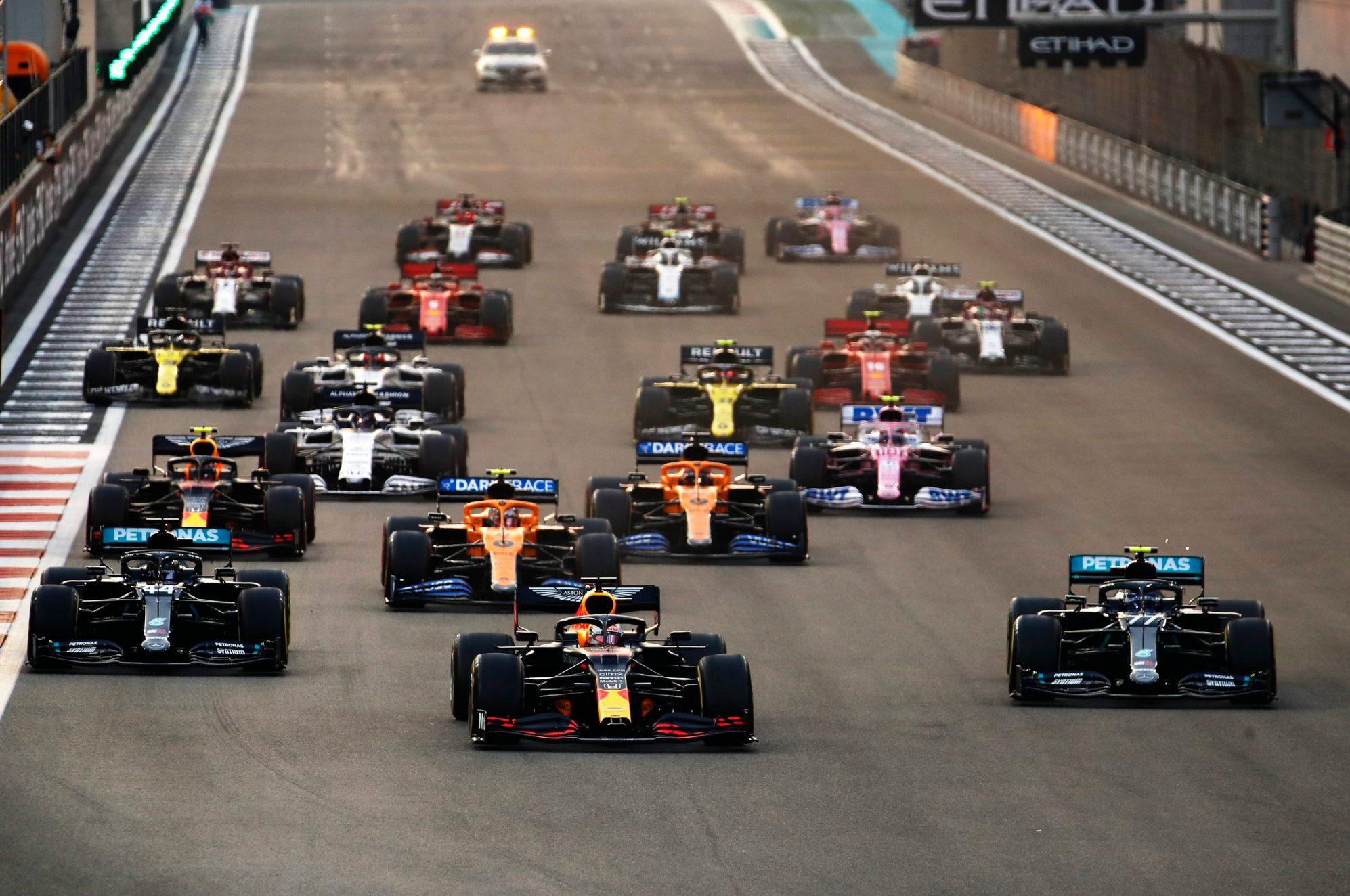 Bahrain Replaces Australia As 2021 F1 Season Opener - Automacha