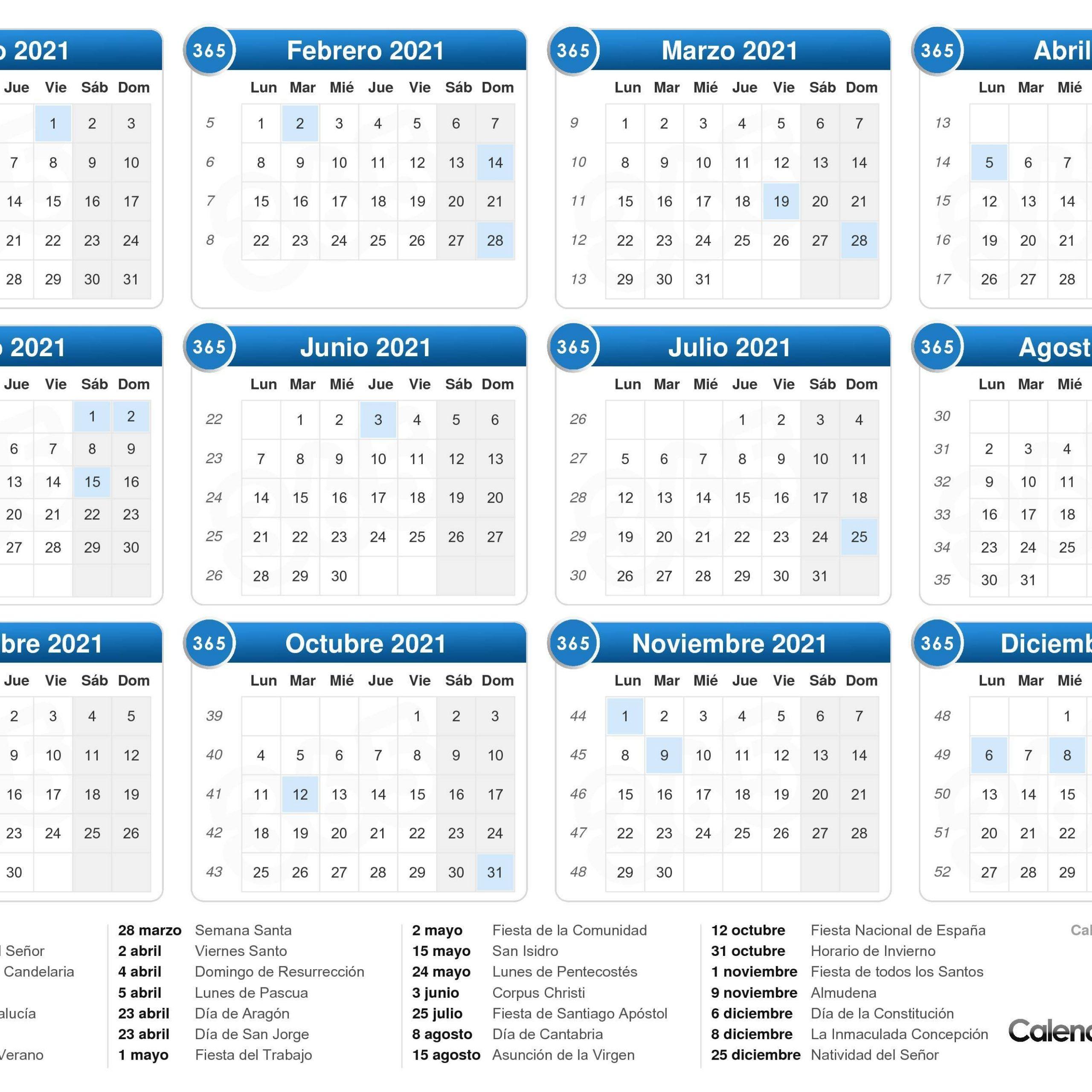 Calendario Enero A Abril 2021 | Get Free Calendar